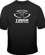 Trick Drums Logo T-Shirt