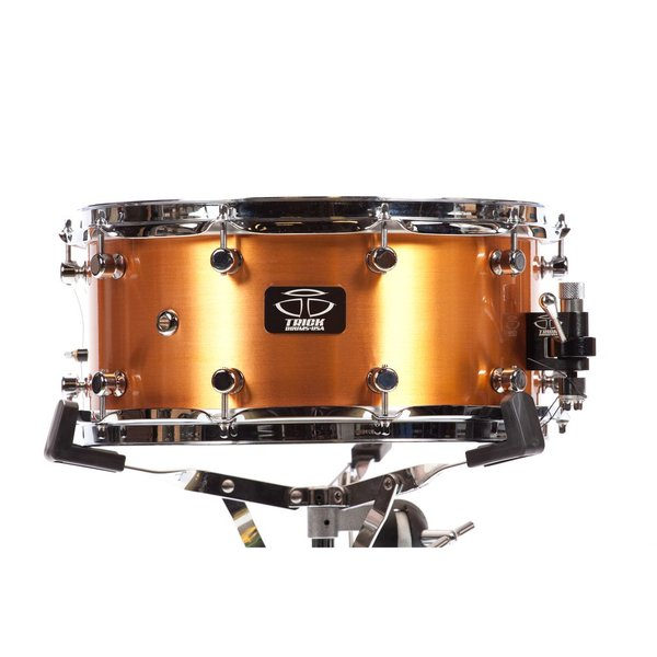 Trick Drums Copper 6.5x14 Snare Drum