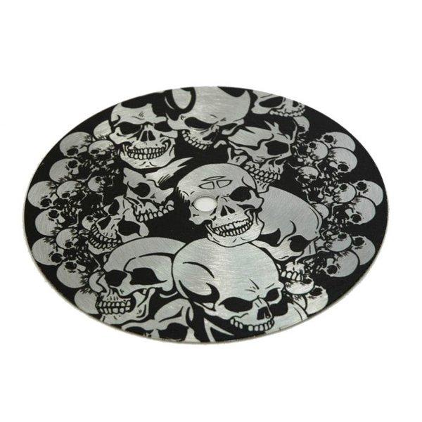 """Trick Drums 12"""" Skull Sound Slab"""