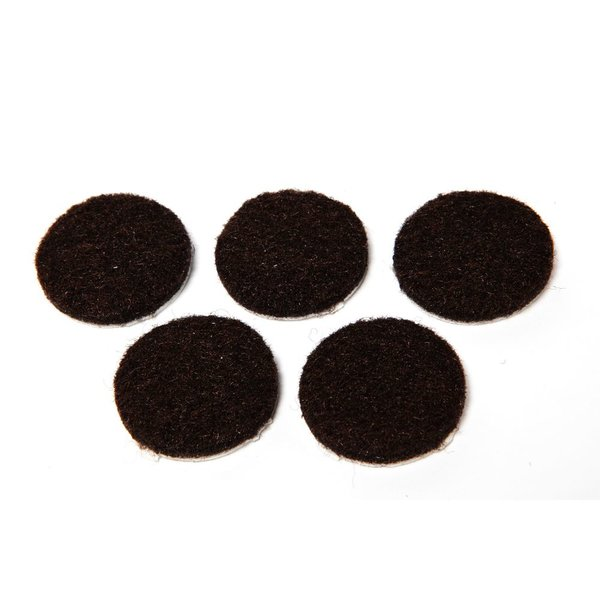 Trick Drums Pro1-V Beater Face Felts (5 Pack)