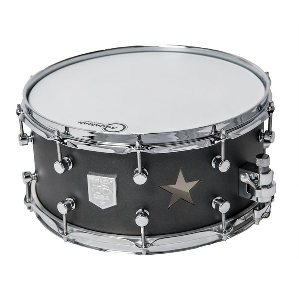 Trick Drums Custom AL13 Star Vent Snare Drum