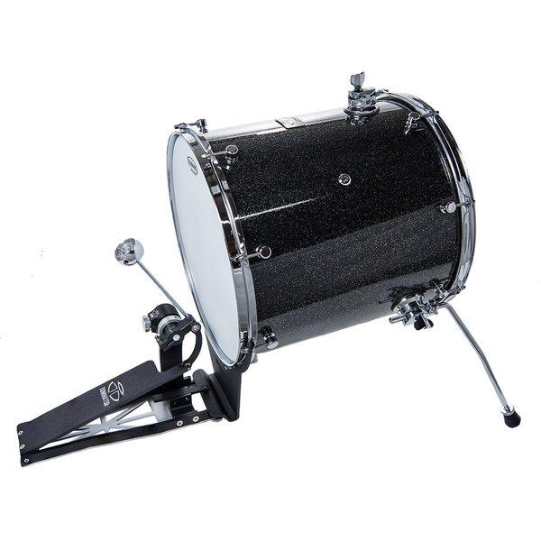 "Trick Drums Tom To Kick Conversion Kit: 16"""