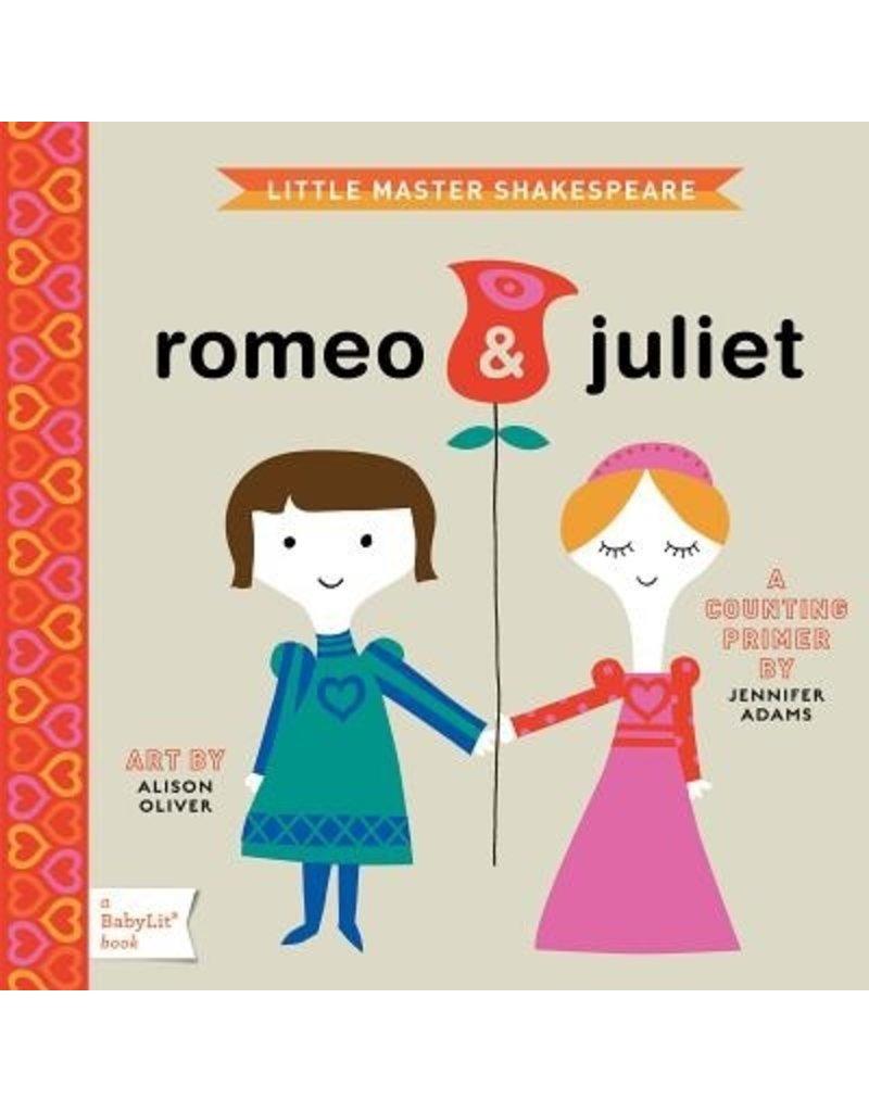 Chronicle Books Baby Lit: Romeo & Juliet