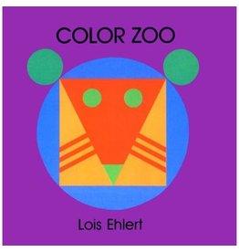 Harper Collins Color Zoo Board Book