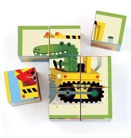 Mudpuppy Mudpuppy Block PUzzle - Construction