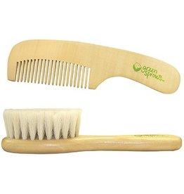 iPlay Iplay Brush & Comb Set
