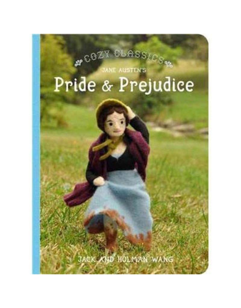Chronicle Books Cozy Classics: Pride and Prejudice