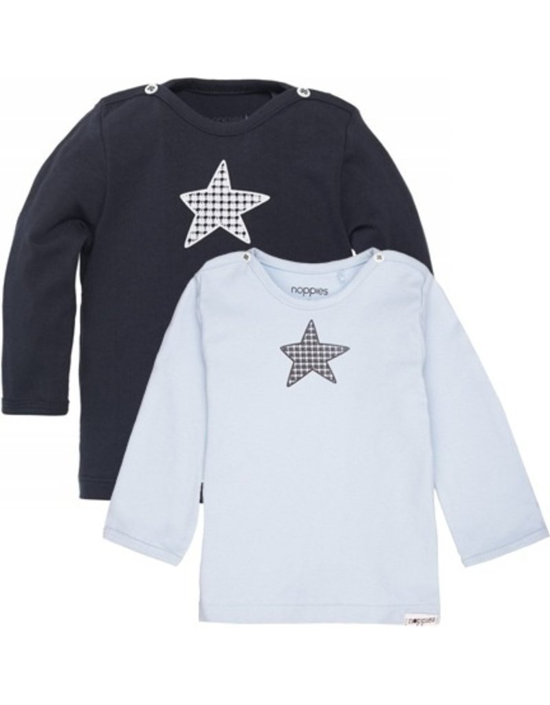 Noppies Basics Noppies Monsieur LS Tee
