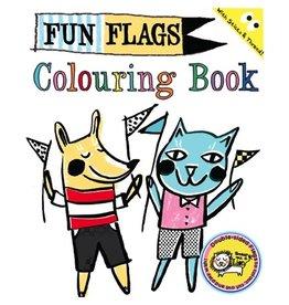 Draw Me A Lion Draw Me A Lion Flag Colouring Book