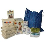 Bummis Bummis Organic Diaper Kit - Infant 8-15lbs