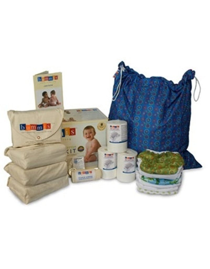 Bummis Bummis Organic Diaper Kit - Infant