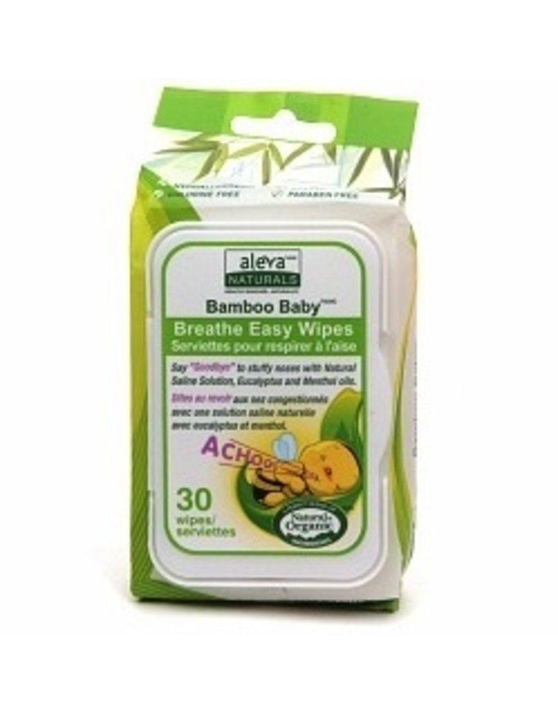 Aleva Naturals Aleva Naturals Nose n' Blows Wipes - 30ct