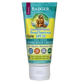 Badger Baby Sunscreen