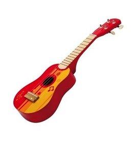 Hape Toys Hape Ukulele - Red