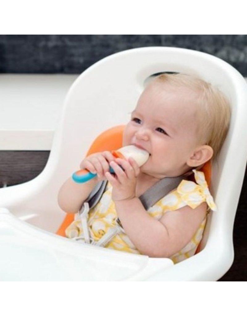 Boon Boon Pulp Feeder - Orange/Blue