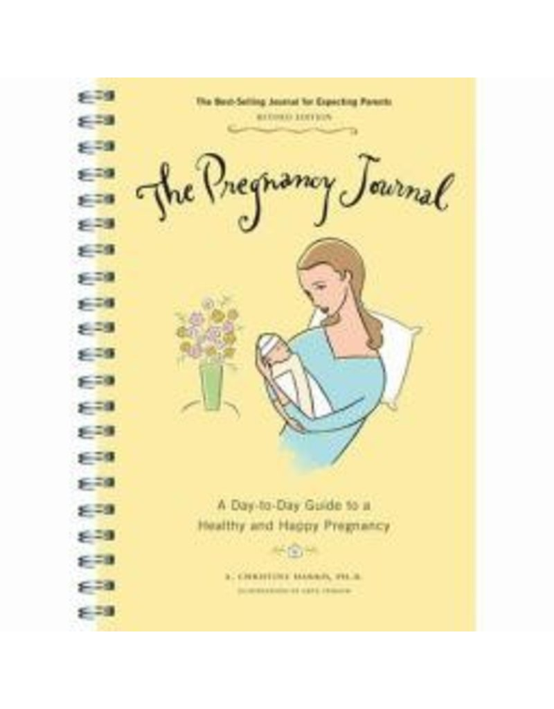 Chronicle Books The Pregnancy Journal