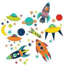 Wall Pops! Blast Off Wall Decals