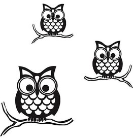 Wall Pops! Owl Wall Decals