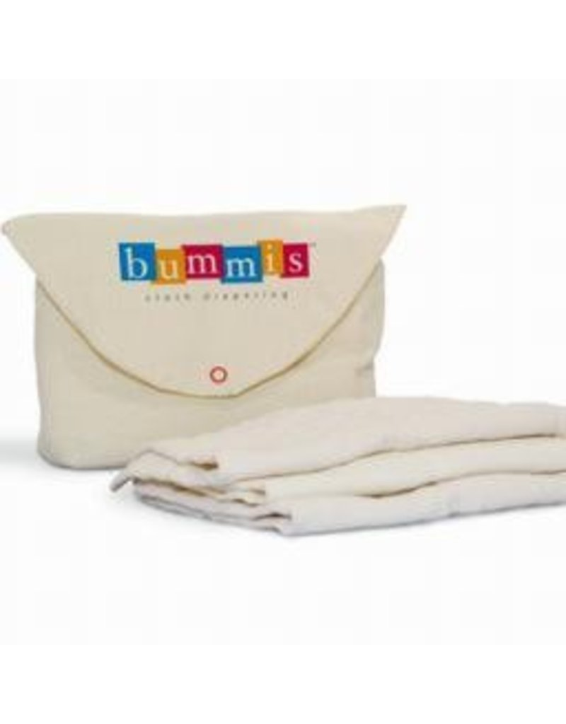 Bummis Bummis Organic Prefold Diapers 6 Infant