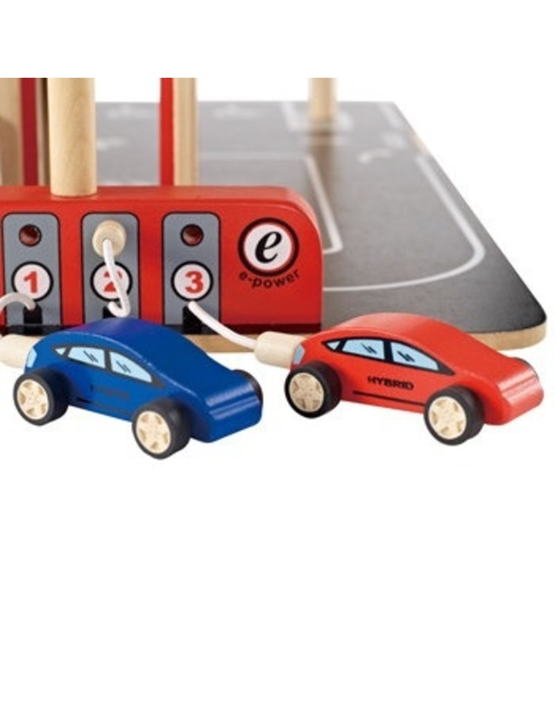 Hape Toys Hape Park and Go Garage