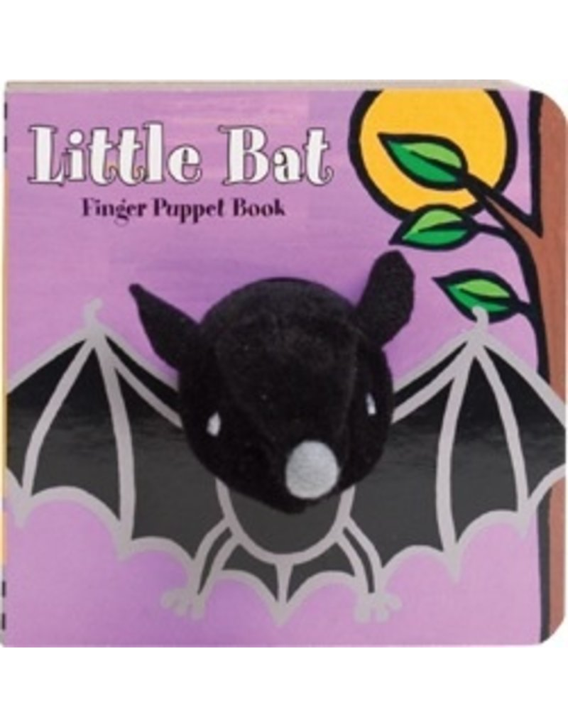 Chronicle Books Little Bat Finger Puppet Book