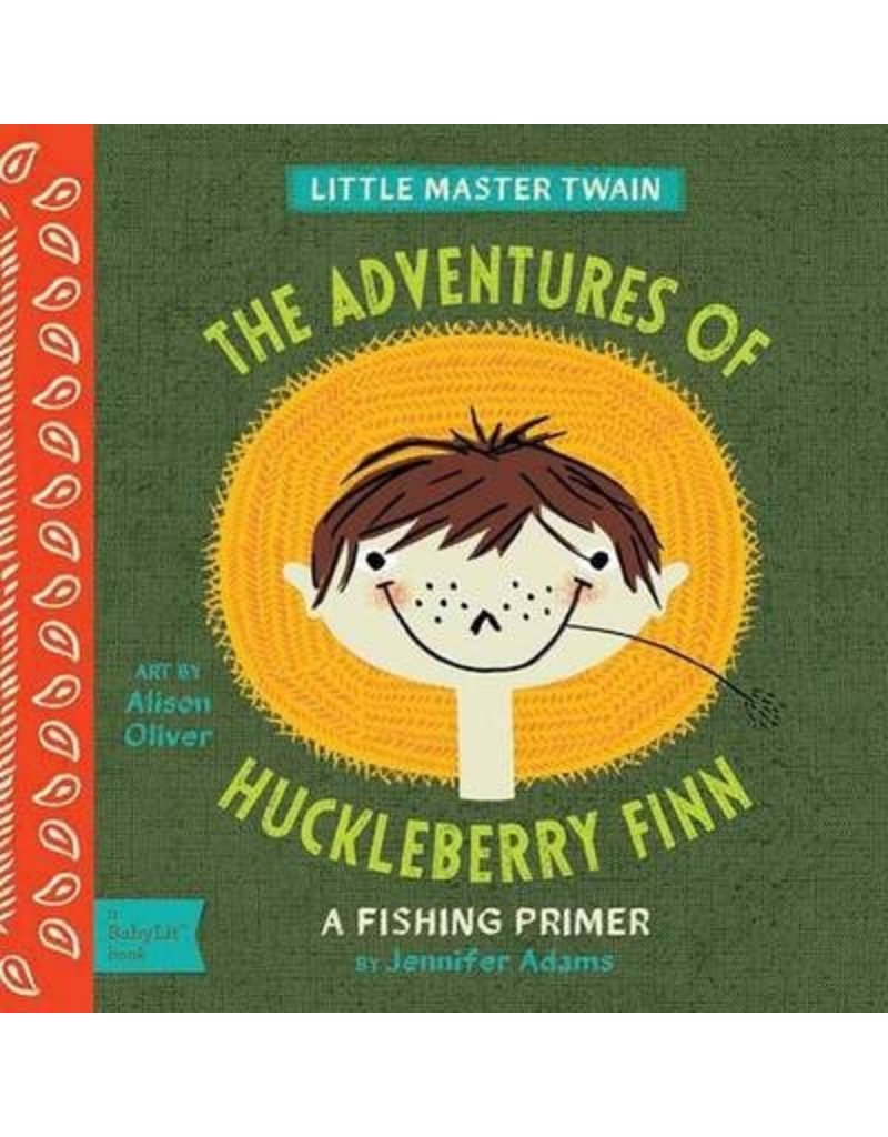 Chronicle Books Baby Lit: Huckleberry FInn
