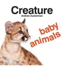 Chronicle Books Creature Baby Animals