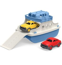 Green Toys Green Toys Ferry Boat w/cars