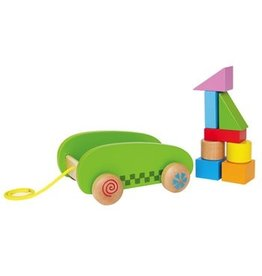 Hape Toys Hape Mini Block & Roll