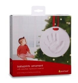 Pearhead Babyprint Holiday Ornament