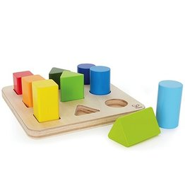 Hape Toys Hape Colour & Shape Sorter