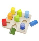 Hape Toys Hape Colour & Shape Sorter