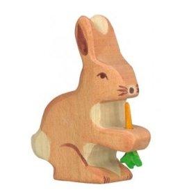 Holztiger Holztiger Hare with carrot