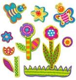 Alex Stickers for the Tub - Garden