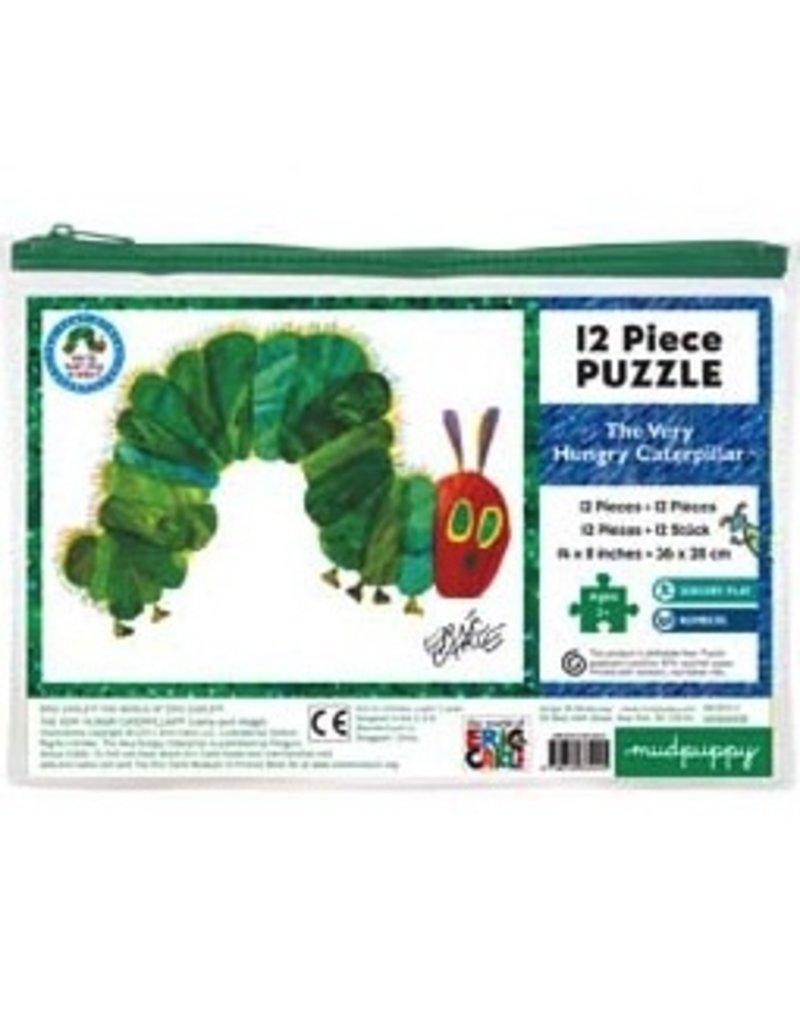 Mudpuppy Mudpuppy 12 Piece Puzzle - Eric Carle