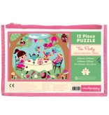 Mudpuppy Mudpuppy 12 Piece Puzzle - Tea Party