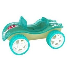 Hape Toys Hape Mini Beach Buggy- Aqua