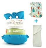AppleCheeks Bamboo Bundle Sz 2