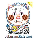 Draw Me A Lion Draw Me A Lion Colouring Mask Book