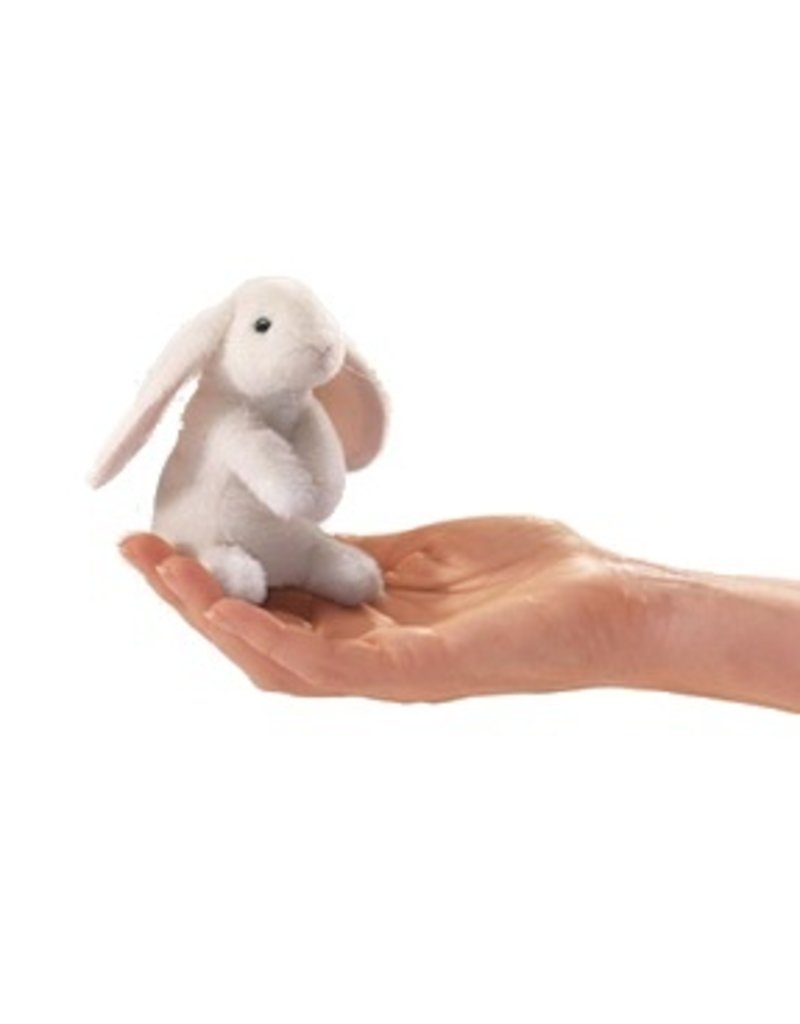 Folkmanis Folkmanis Finger Puppet - Lop Bunny