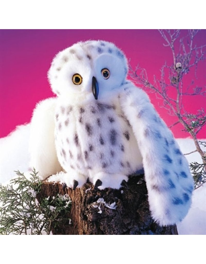 Folkmanis Folkmanis Snowy Owl Puppet