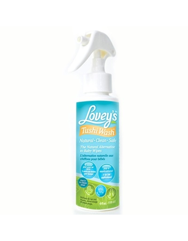 Lovey'S Body Products Natural Tushi Wash