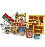 Melissa & Doug Melissa & Doug Grocery Basket & Food