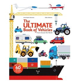 Chronicle Books The Ultimate Book of Vehicles From Around the World