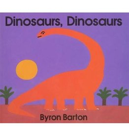 Harper Collins Dinosaurs, Dinosaurs Board Book