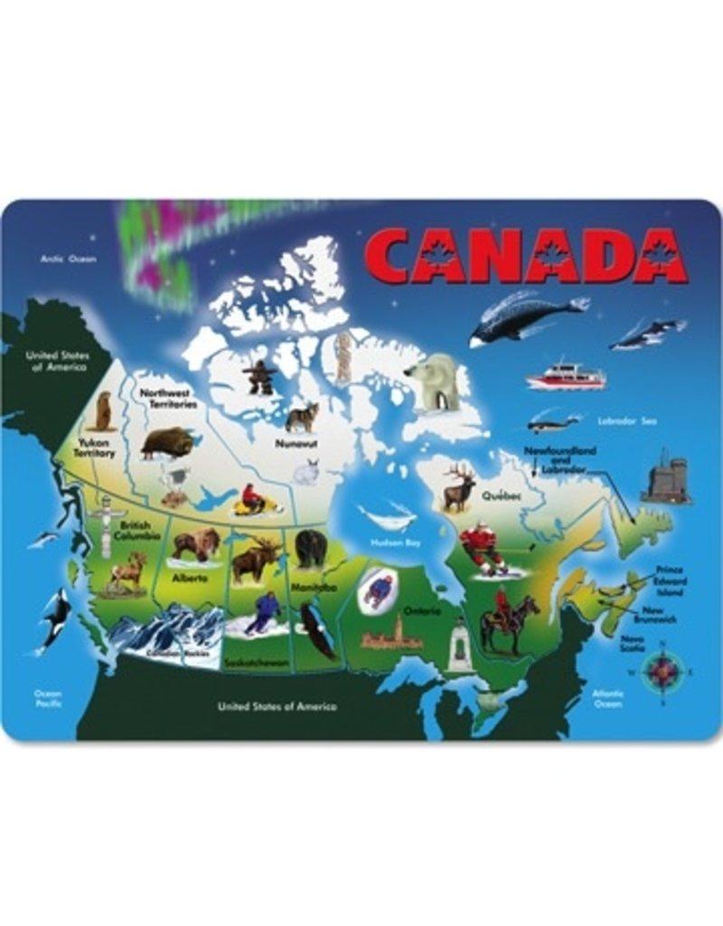Melissa & Doug Melissa & Doug Puzzle - Canada