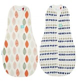 Ergopouch ErgoCocoon Organic .2 Tog Swaddle Prints