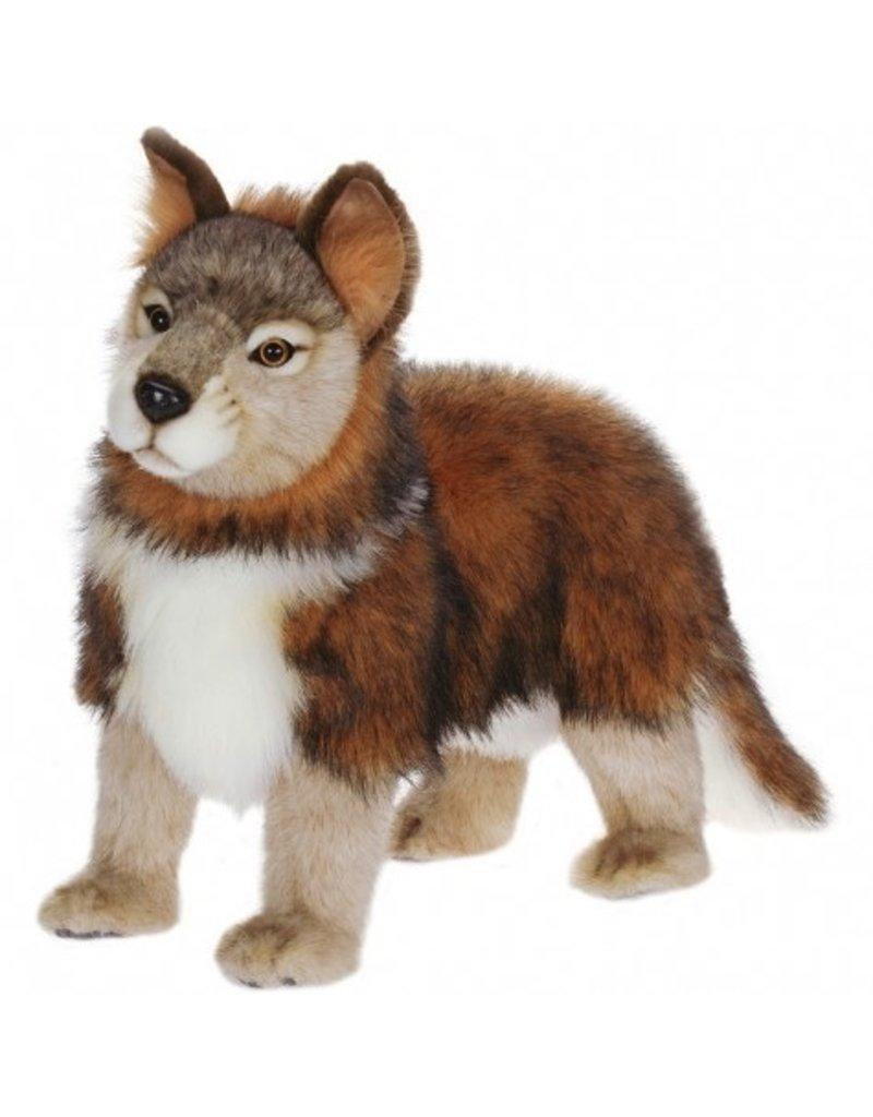 Hansa Hansa Wolf Cub, Standing