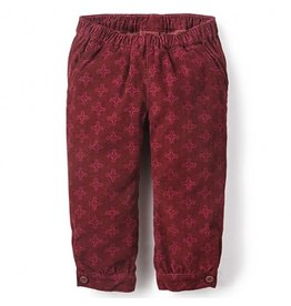 Tea Collection Tea Collection Jujuy Corduroy Baby Pants