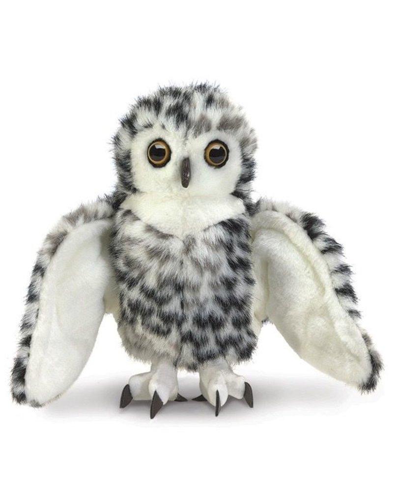 Folkmanis Folkmanis Baby Snowy Owl Puppet